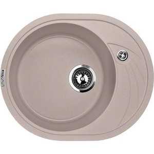 все цены на Мойка кухонная Lava E1 575х465 светлый беж (E1DUN) онлайн