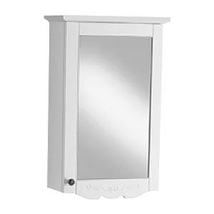 Зеркальный шкаф Aqualife Design Гент 50 матовый (2-200-032-O)