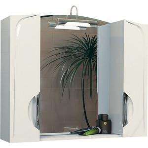 Зеркальный шкаф Aqualife Design Иматра 75 (2-207-000-S) aqualife design шкаф с зеркалом aqualife design мальме 60