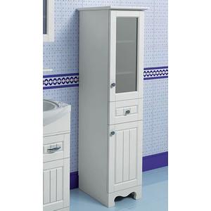 Пенал Aqualife Design Гент с/ящ одинарный матовый правый (3-199-032-R) aqualife лион 50