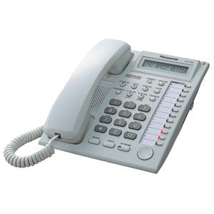 Системный телефон Panasonic KX-T7730RU телефон panasonic kx ts2350rut титан