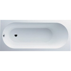 Ванна квариловая Villeroy Boch Oberon 160х75 ножки quaryl белая (UBQ160OBE2V-01)