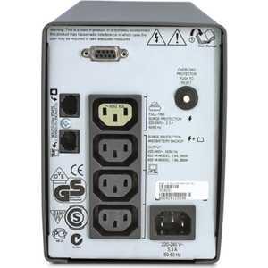 ИБП APC Smart-UPS 420VA/260W (SC420I)