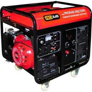 Генератор бензиновый сварочный Prorab 5502 EBWI