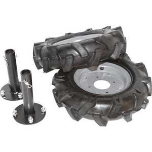 Пневматические колеса Prorab 4.00-8 2 шт (8001017) цена и фото