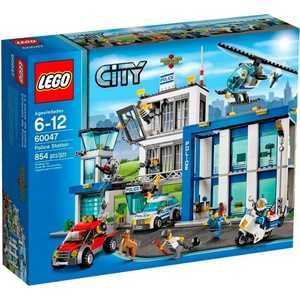 Конструктор Lego Полицейский участок (60047)