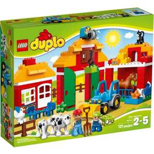 Конструктор Lego Большая ферма (10525)