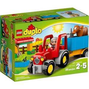 Конструктор Lego Сельскохозяйственный трактор (10524)