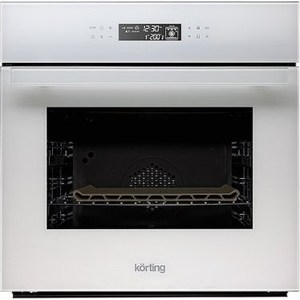Электрический духовой шкаф Korting OKB 9102 CSGW Pro korting hg630ctx pro