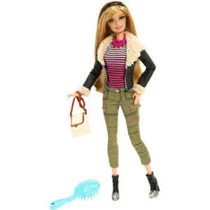 Кукла Barbie Fashionistas делюкс blr58/ pblr55