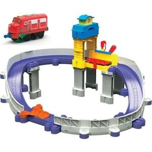 Фотография товара chuggington Игровой набор Ремонтная станция с Уилсоном lc54226 (306408)