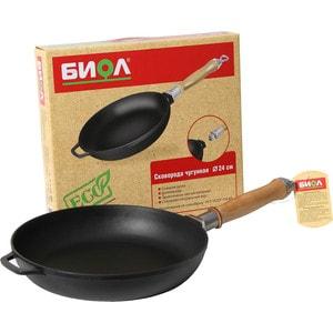 все цены на  Сковорода Биол Eco d 24 см 0124  в интернете