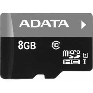 A-Data microSDHC Class 10 UHS-1 (AUSDH8GUICL10-R)