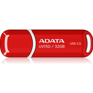 Флеш-диск A-Data 16Gb UV150 Красный (AUV150-16G-RRD) 16g 40