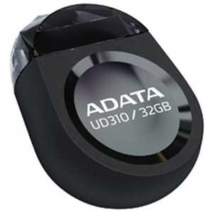 Флеш-диск A-Data 32Gb DashDrive UD310 Черный (AUD310-32G-RBK) usb flash drive 32gb a data ud310 red aud310 32g rrd