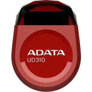 Флеш-диск A-Data 8Gb DashDrive UD310 Красный (AUD310-8G-RRD) флешка usb 16gb a data ud310 usb2 0 aud310 16g rrd красный