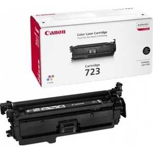 Картридж Canon 723 BK H 10K (2645B002)