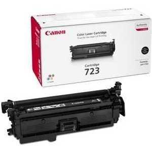 цена Картридж Canon 723 BK 5K (2644B002)