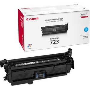 Картридж Canon 723 C (2643B002) картридж canon 701l c 9290a003