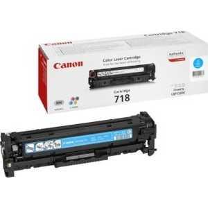 Картридж Canon 718C (2661B002) от ТЕХПОРТ