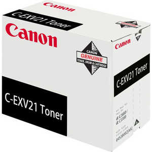 Canon Тонер C-EXV21 black (0452B002) lb 200bk wire marker color ribbon band for c 200t c 200e c 210t c 210e c 500t black