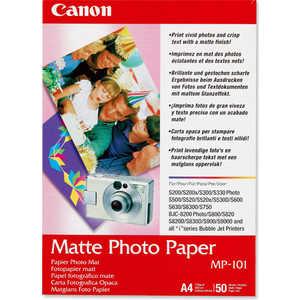 Фото - Canon Фотобумага Матовая (7981A005) фотобумага