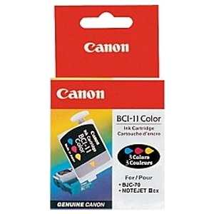 Картридж Canon BCI-11 color (0958A002) canon bci 16 color twin pack