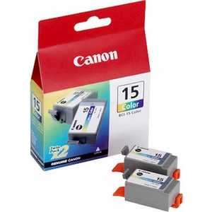Картридж Canon BCI-15 color (8191A002) canon bci 16 color twin pack