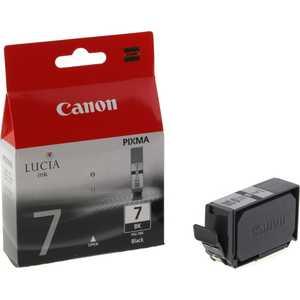 цена Картридж Canon PGI-7 BK (2444B001)