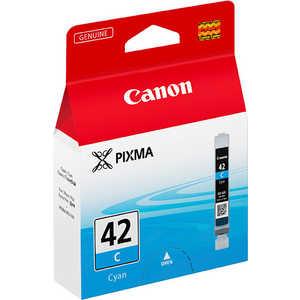 Картридж Canon CLI-42 C (6385B001) картридж canon cli 8c для ip4200 ip5200 0621b024