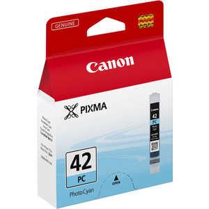 Картридж Canon CLI-42 PC (6388B001) картридж canon cli 8c для ip4200 ip5200 0621b024