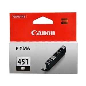 Картридж Canon CLI-451 BK (6523B001) набор картриджей canon cli 451 c m y bk page 9