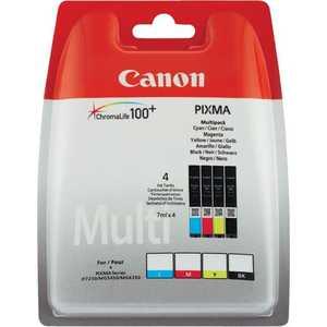 Картридж Canon CLI-451 multipack (6524B004) картридж hp 46 multipack f6t40ae