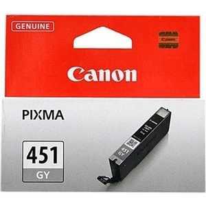 цена на Картридж Canon CLI-451 GY (6527B001)