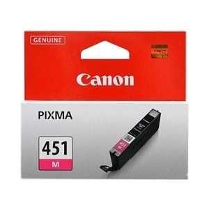 Картридж Canon CLI-451 M (6525B001) картридж cactus cli 426c m y cs cli426c m y