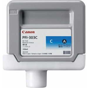 Картридж Canon PFI-303C (2959B001) картридж canon pfi 706pgy 6691b001