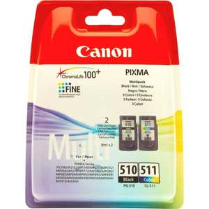 Картридж Canon PG-510 multipack (2970B010) canon pg 510 multipack 2970b010