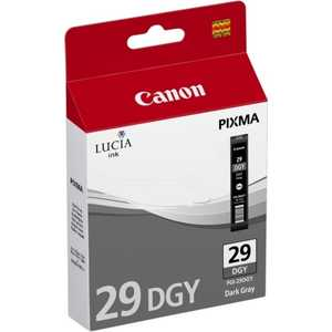 Картридж Canon PGI-29 DGY (4870B001) картридж canon pgi 29 co 4879b001