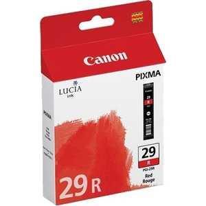 Картридж Canon PGI-29 R (4878B001) картридж canon pgi 29 lgy 4872b001