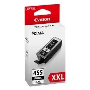 Картридж Canon PGI-455XXL PGbK (8052B001) чернильный картридж canon pgi 29pm