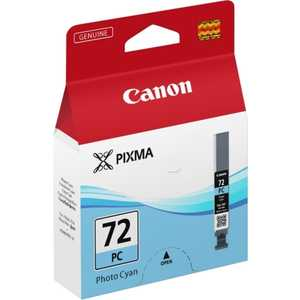 Картридж Canon PGI-72 PC (6407B001) hp ce252a yellow для lj cp3525cm3530 7000стр