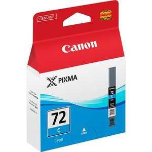 Картридж Canon PGI-72 C (6404B001) чернильный картридж canon pgi 29pm