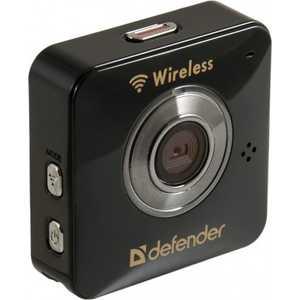Веб-камера Defender Multicam WF-10HD (черная) (63902) defender lota 15 16 черная ткань 26007