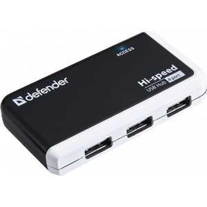 Defender Разветвитель USB Quadro Infix (83504)
