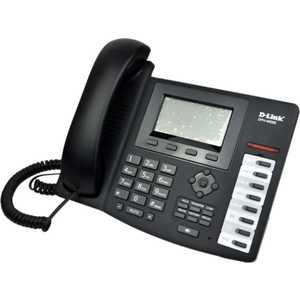 PoE VoIP телефон D-Link DPH-400SE/E/F2