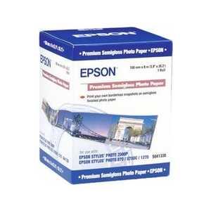 Epson Бумага (C13S041330) бумага c13s041617 epson enchanced adhesive syntetic paper 2430 5m c13s041617