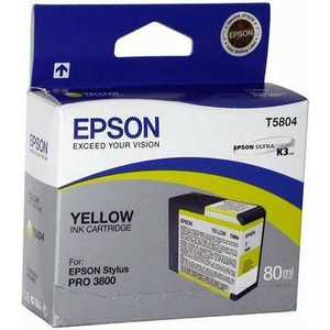 Картридж Epson Stylus Pro 3800 (C13T580400) new and original ink system assy tank supply for epson pro 3890 3850 3800 3880 holder with tube