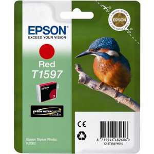 Картридж Epson Stylus Photo R2000 (C13T15974010) снпч epson stylus photo 935