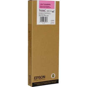 Картридж Epson Stylus Pro 4800 (C13T606C00) принтер струйный epson l312