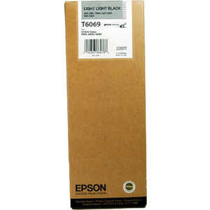 Картридж Epson Stylus Pro 4800/ 4880 (C13T606900) картридж c13t606900 epson для stylus pro 4880 220 мл светло светло черный c13t606900